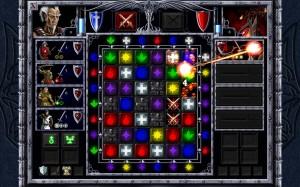 Puzzle Kingdoms Battle Gameplay