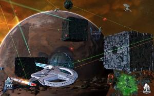 Star Trek Online Borg