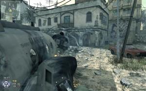 Mw2's version of Crash