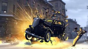 Mafia 2 Car Explosion