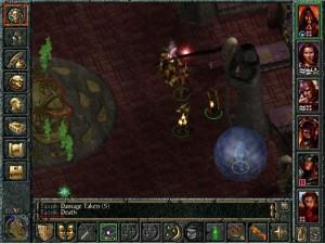 Baldur's Gate - Combat 1