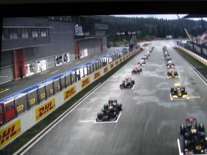F1 2010 Start