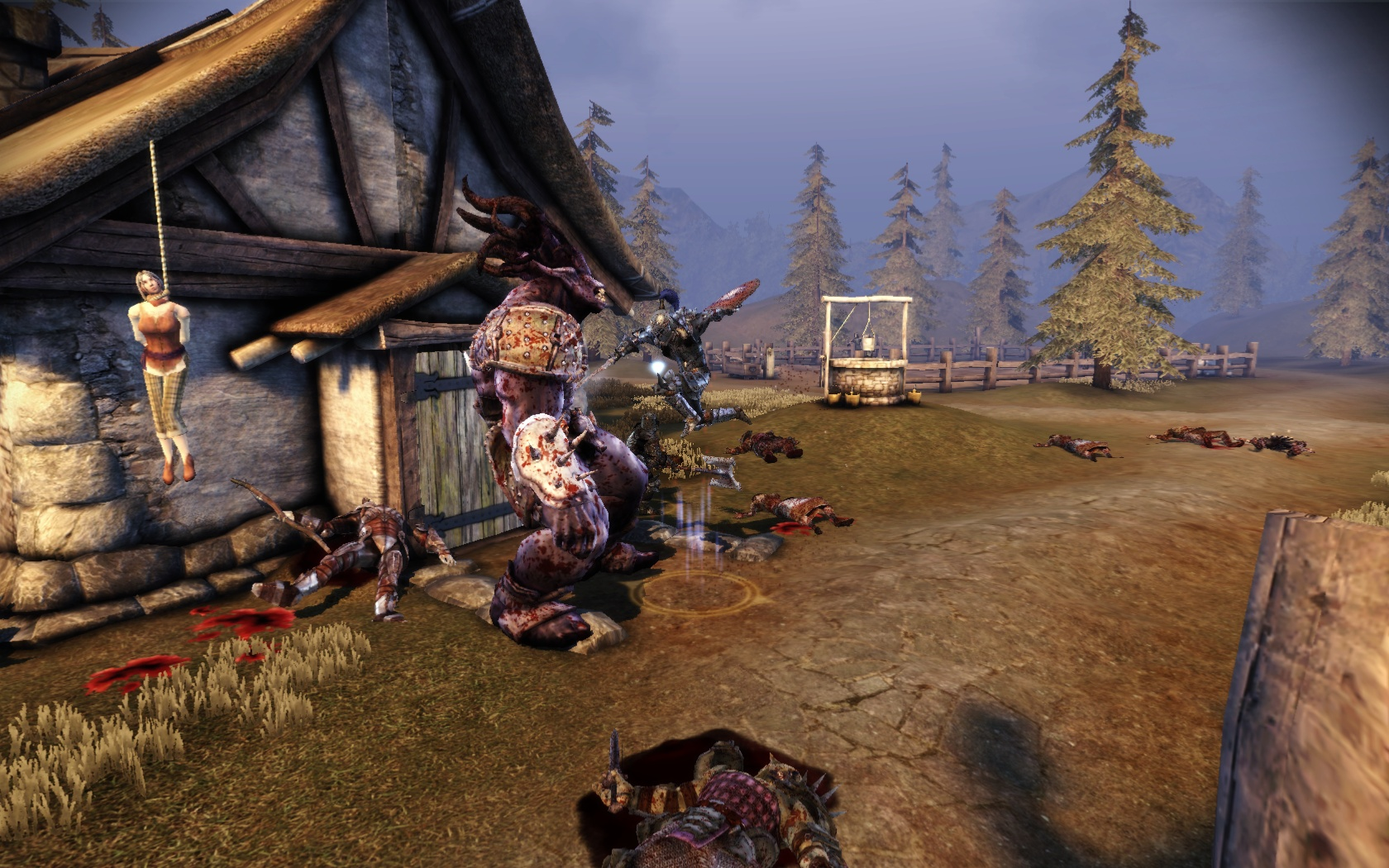 Dragon Age: Awakening - Killshot