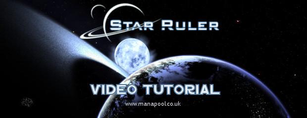 Star Ruler Video Tutorial