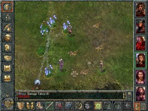 Baldur's Gate - Combat 2
