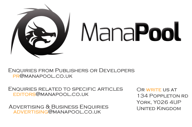 ManaPool Contact