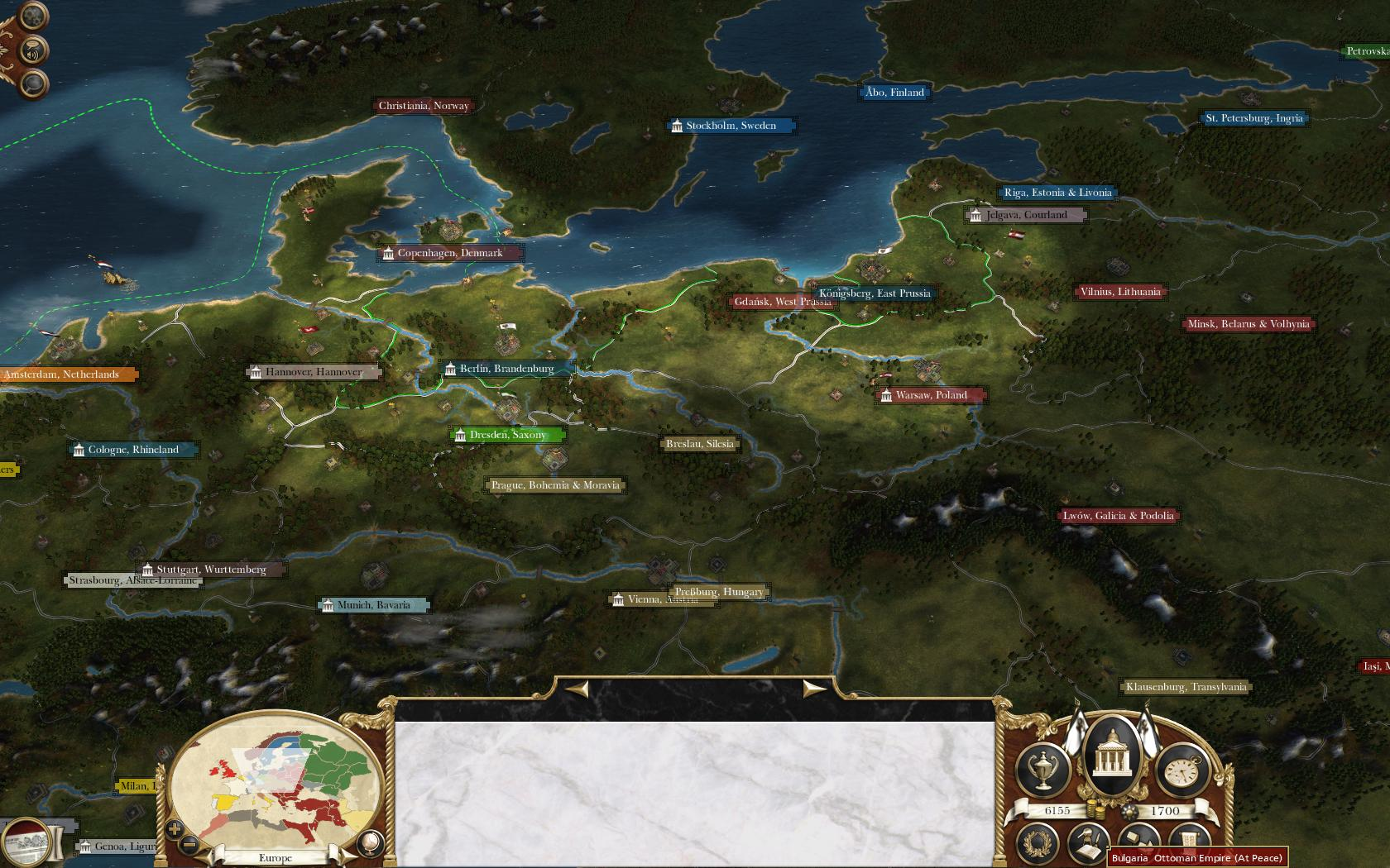 Empire total war review total war goes naval empire total war campaign map gumiabroncs Images