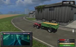 Farming Simulator 2011 PDA