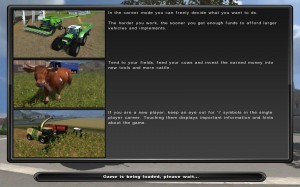 Farming Simulator 2011 Career Mode