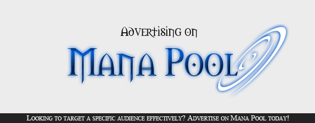 Advertise on ManaPool