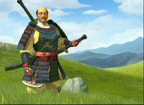 Civ 5: Oda Nobunaga