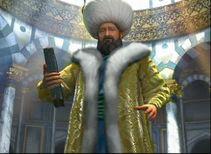 Civ 5: Suleiman