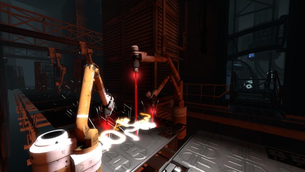 Portal 2 Scenery