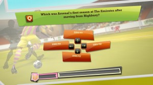 The Question/Answer UI