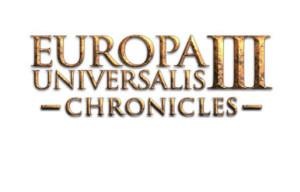 Europa Universalis III Chronicles Released