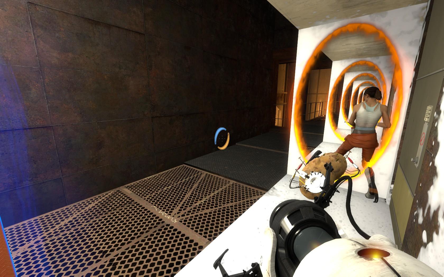Portal 2 Review - Portals, Portals Everywhere - Newer Game Design