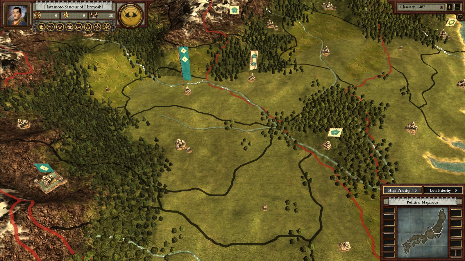 Interview with Paradox Interactive on Sengoku