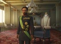 Civ 5: Haile Selassie