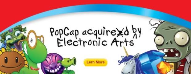 EA buys Popcap
