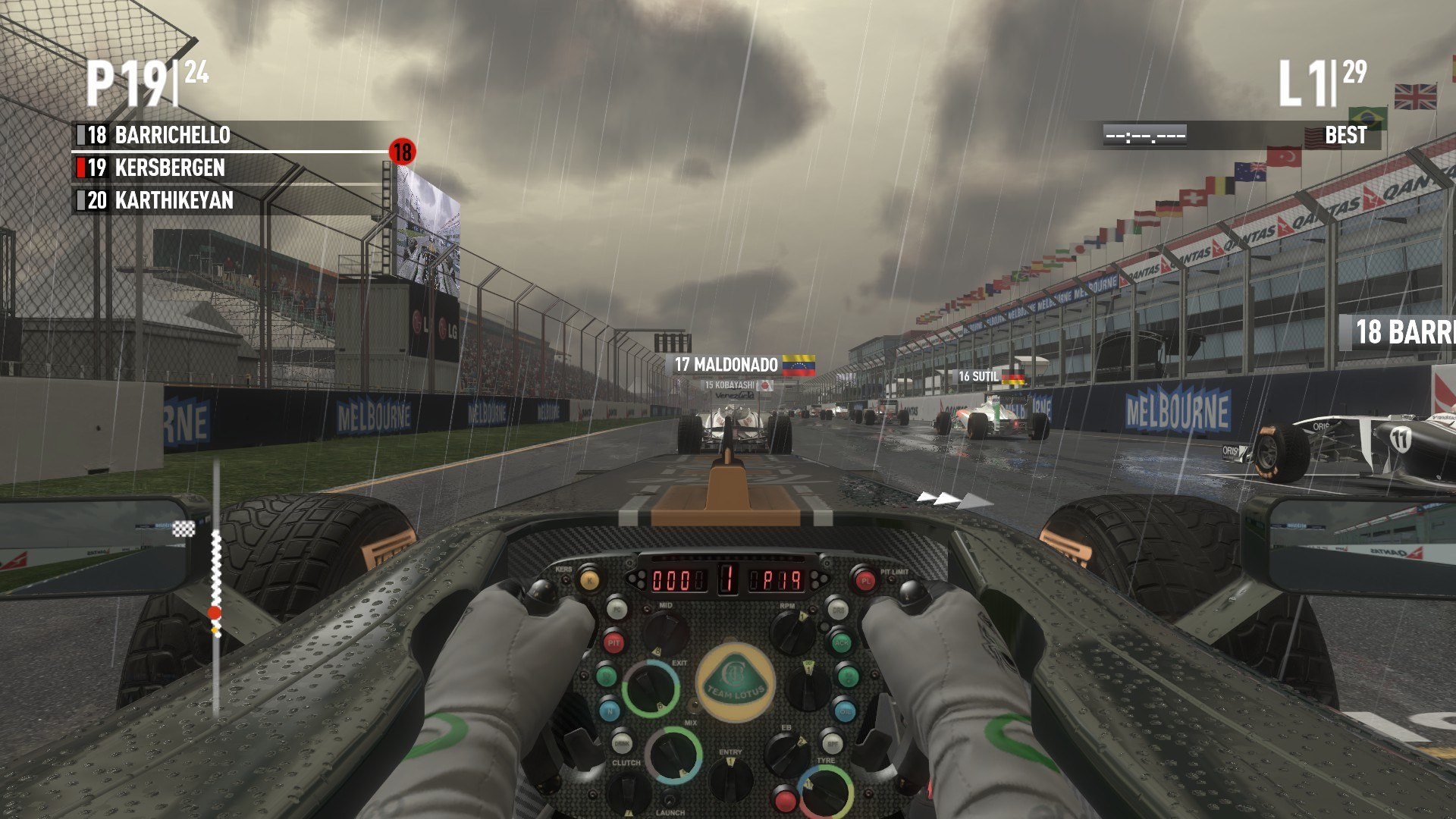 F1 2011 Review