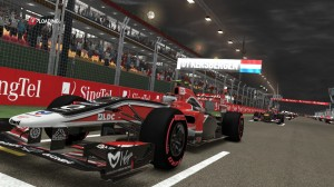 F1 2011 - Virgin Kersbergen