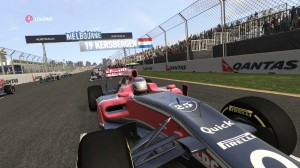 F1 2011 - Virgin Kersbergen Melbourne
