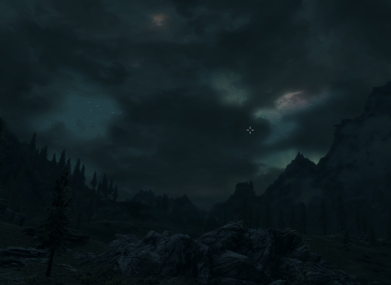 Alf img - Showing > Cloudy Night Sky Texture