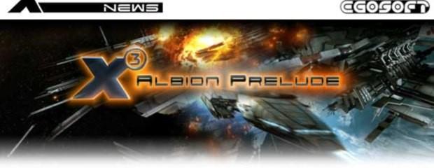 Egosoft Announce X3: Albion Prelude