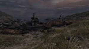 Dear Esther Shipwreck