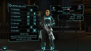 XCOM: Enemy Unknown Sniper Build