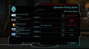 XCOM Operation Falling Apollo