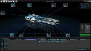 Endless Space Ship Design Screen