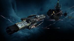 Sins of a Solar Empire Rebellion - Rebel Titan