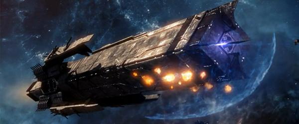 Sins of a Solar Empire - Titan Shields