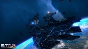 Star Conflict Dreadnought