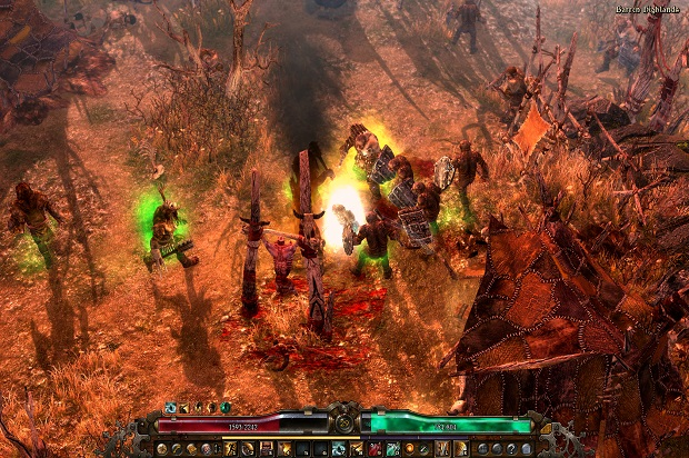 Sunshine on a rainy day. It's not always dark and rainy in the world of Grim Dawn
