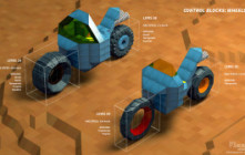 Planets³ Vehicles
