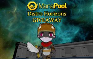 Distro Horizons Giveaway