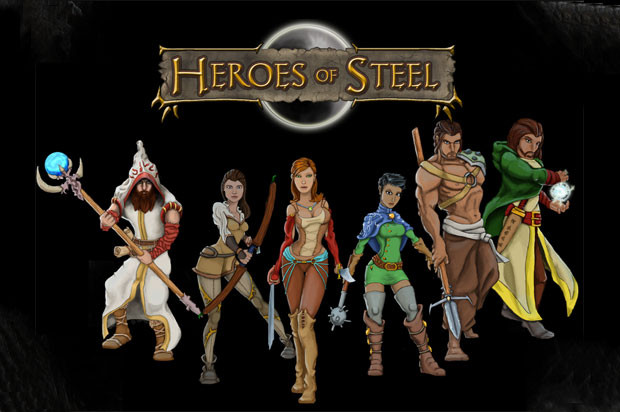 Interview with Trese Brothers on Heroes of Steel
