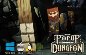 Kickstarter: Popup Dungeon
