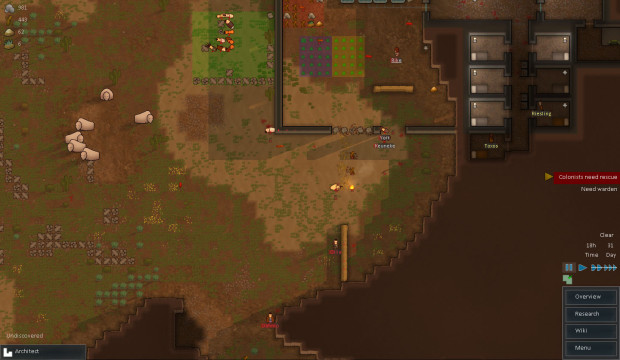 RimWorld Fall