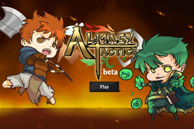 Almasy Tactics Review