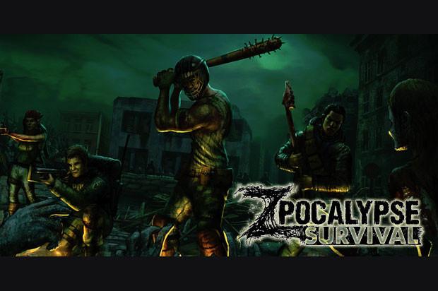 Kickstarter: Zpocalypse: Survival