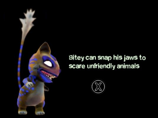 Bitey