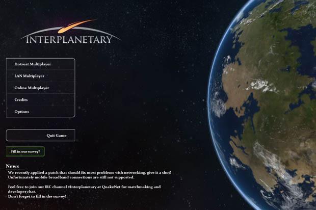 Early Look @ Interplanetary
