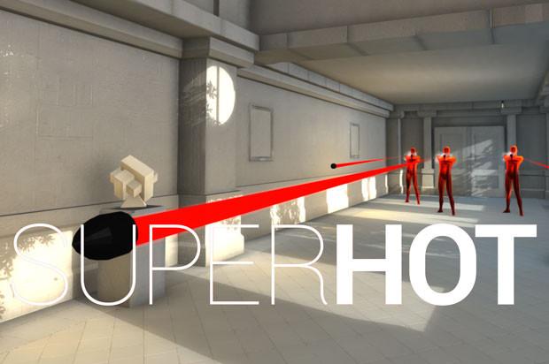 Kickstarter: SUPERHOT