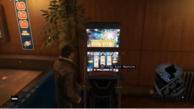 Hollywood casino slots