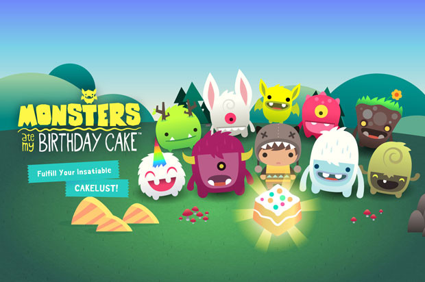 Monsters Ate My Birthday Cake Review