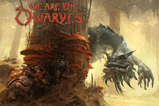 Interview with Whale Rock Games on We Are the Dwarves!