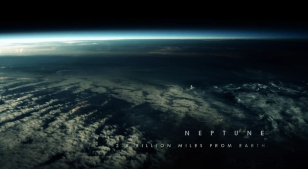 Setting is in orbit around Neptune.